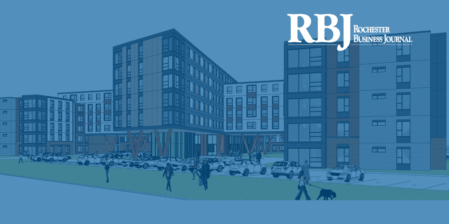 Christa continues foray into student housing with $100M project near RIT
