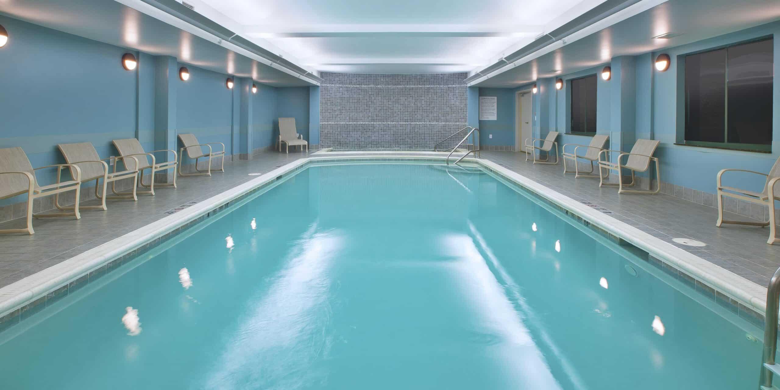 Holiday Inn Express' Pool