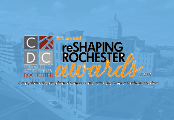 Christa Construction's Project DePaul Upper Falls, wins Reshaping Rochester Awards