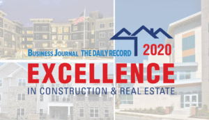 Excellence in Construction & Real Estate 2020 Winner